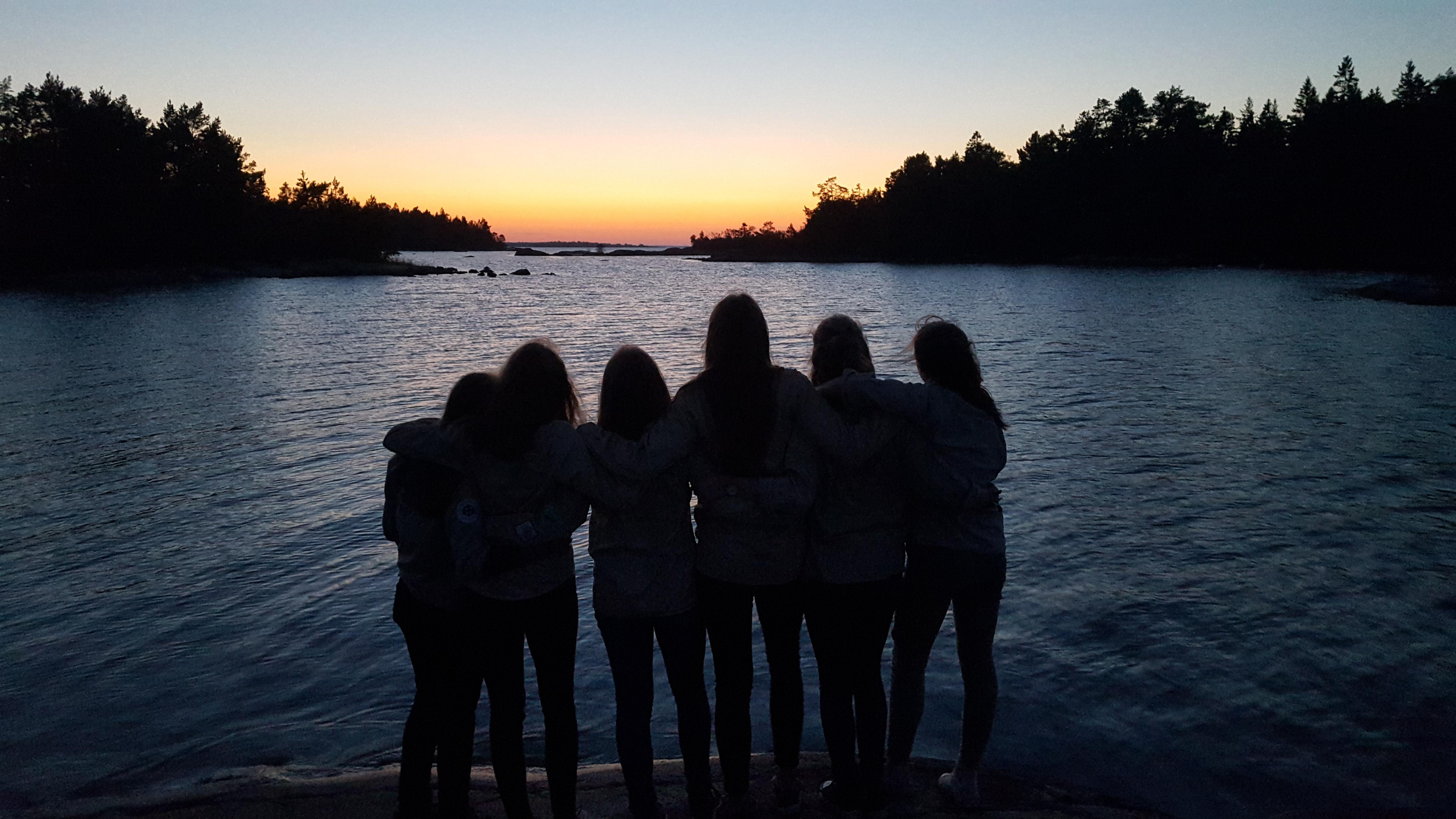 Vi älskar Sverige!